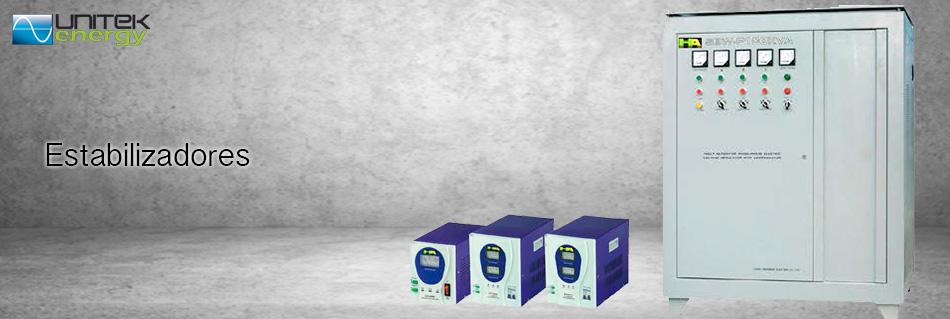 unitek energy gama estabilizadores